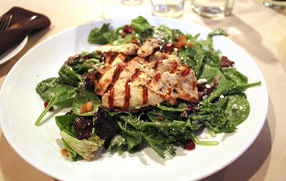 Mesh on Mass Salad