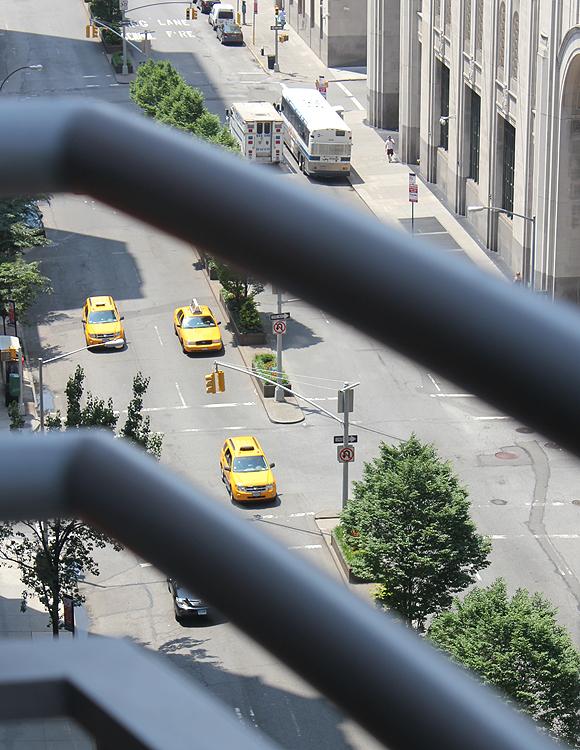NYC Taxi Peeping