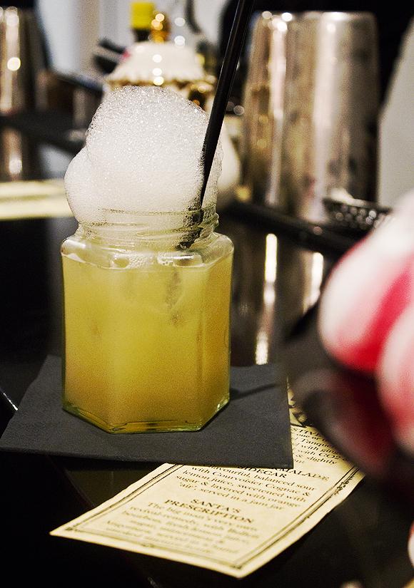 river island christmas cocktail