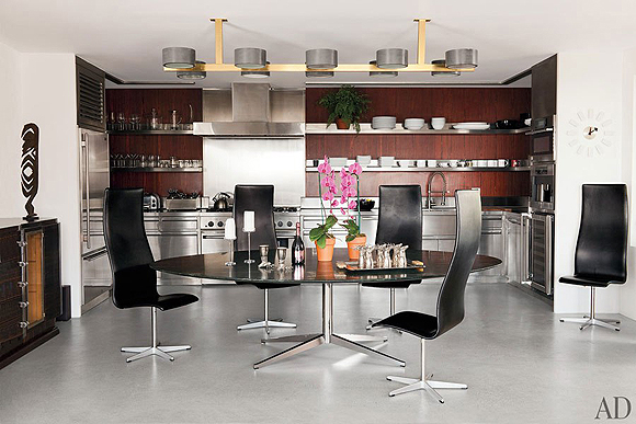 Adam Levine Kitchen