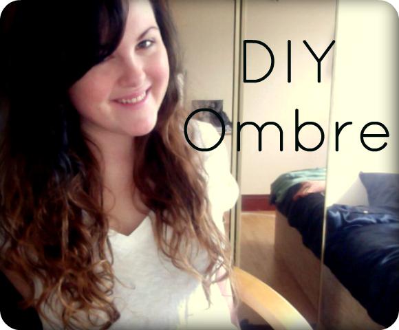 Diy Ombre Hair How To Lela London Travel Food Fashion Beauty