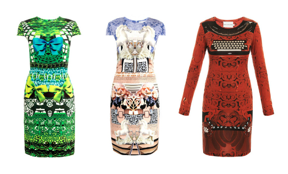 Mary Katrantzou Prints