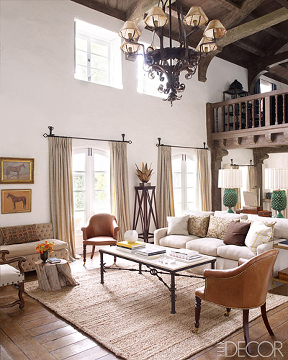 Reese Witherspoon Living Room
