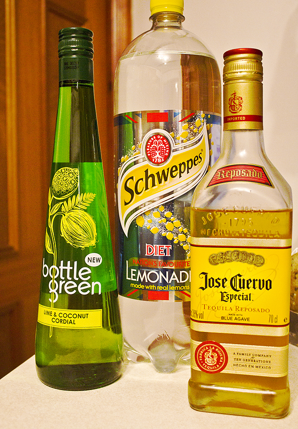 skinny margarita ingredients