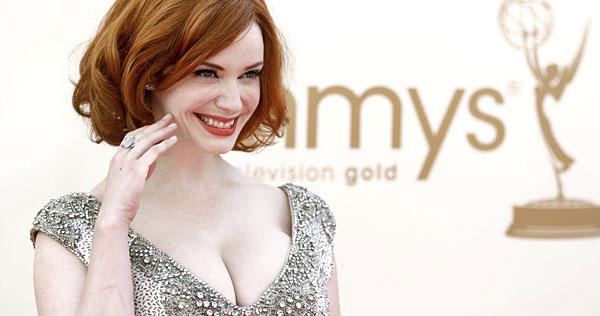 christina hendricks full figured