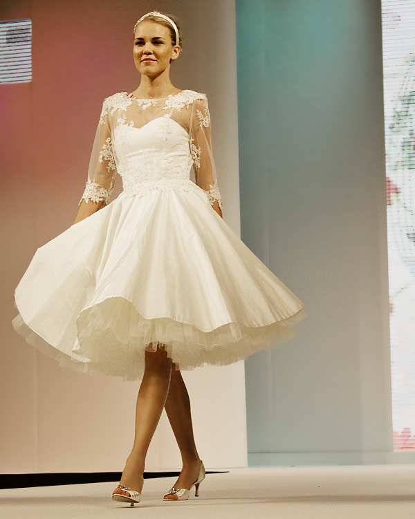 Vintage Wedding Dresses Birmingham: National Wedding Show
