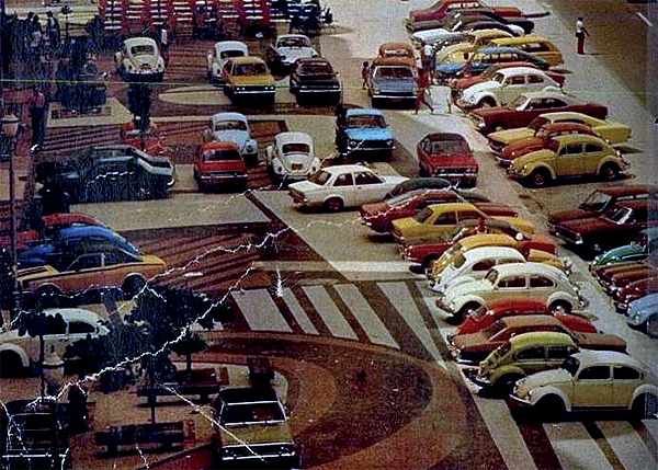 70s vw beetles
