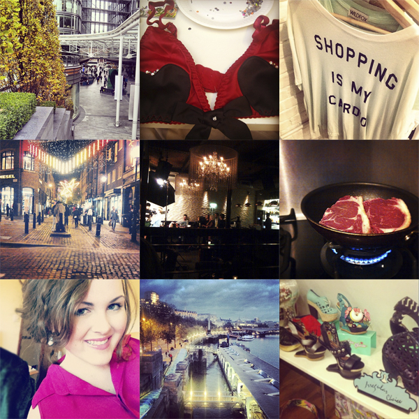 instagram london