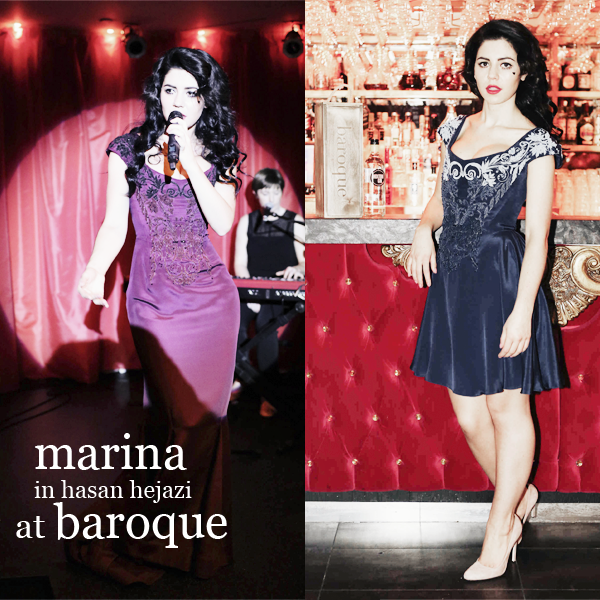 marina diamonds baroque