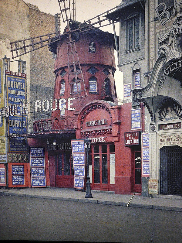 paris 1914 moulin rouge