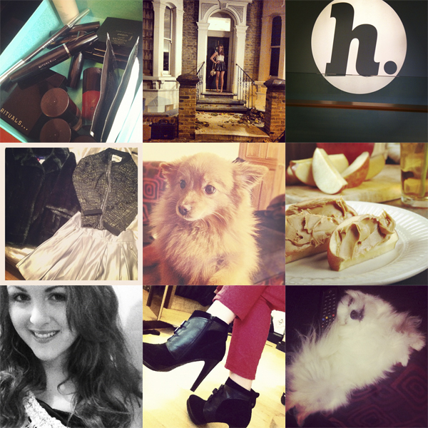 week on instagram 16