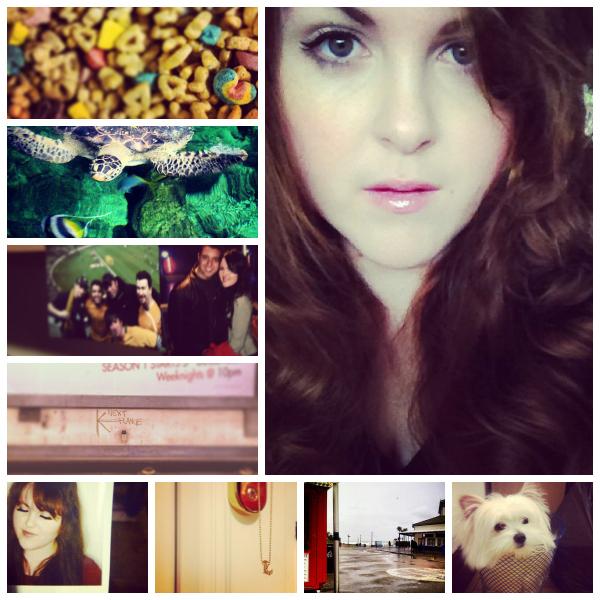 Last Week of 2012