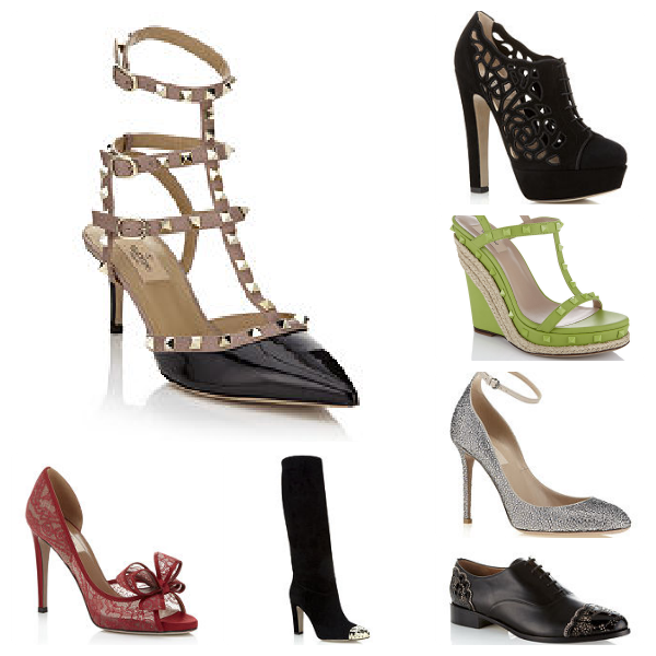 Valentino Shoes 2012