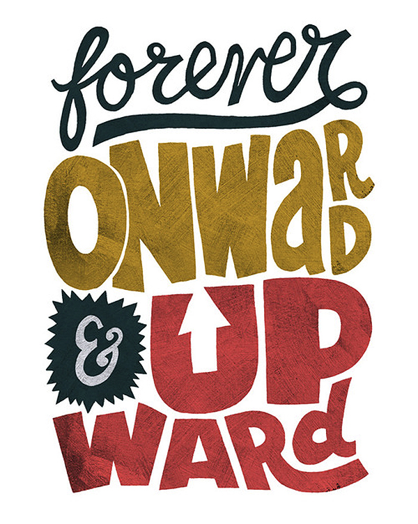 forever onward upward