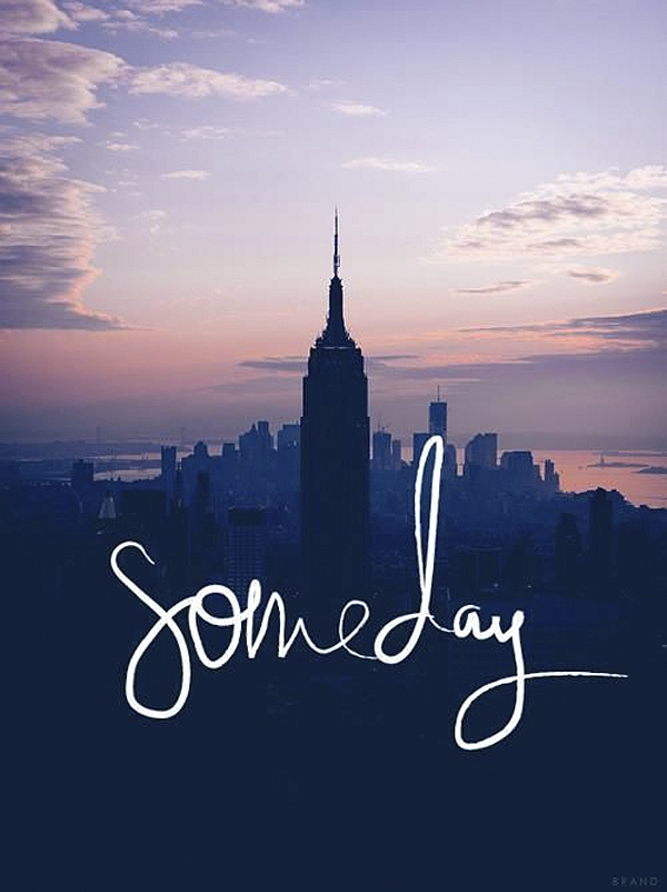 nyc someday