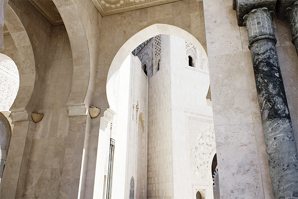 hassan ii mosque morocco