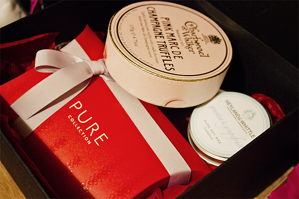 pure collection pamper pack