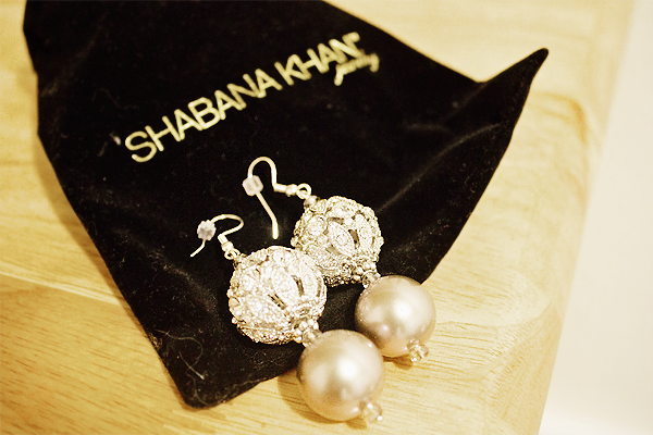 shabana khan earrings