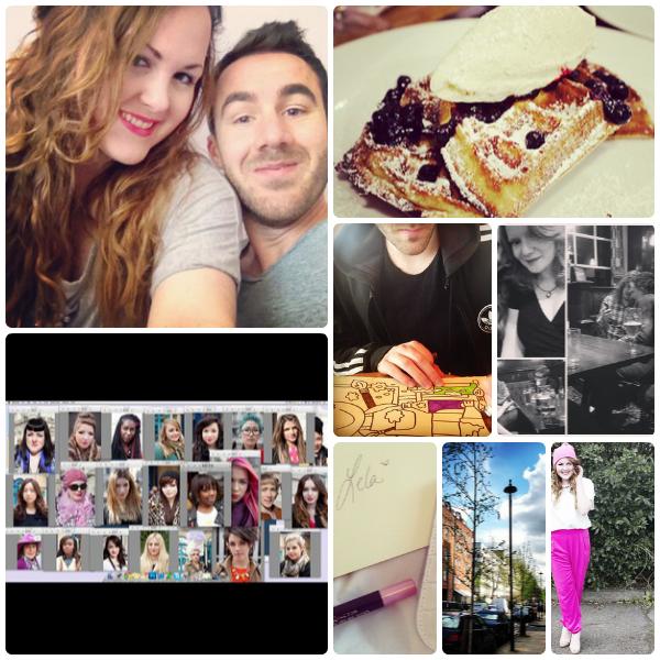 Week on Instagram