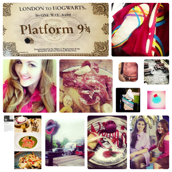 Week on Instagram
