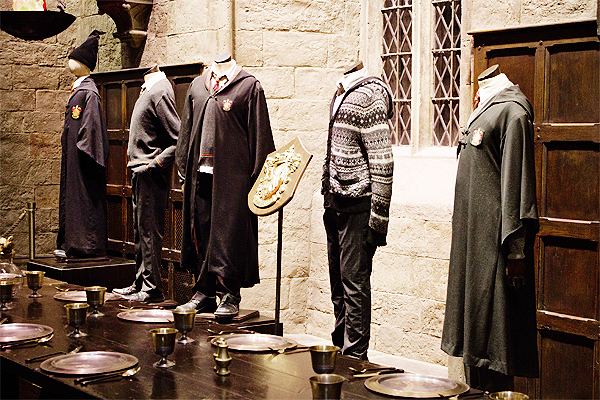 harry potter studio tour 7