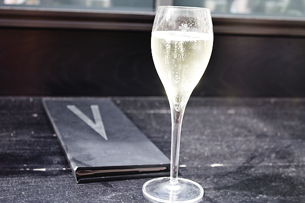 voltaire champagne bar