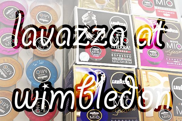 lavazza wimbledon