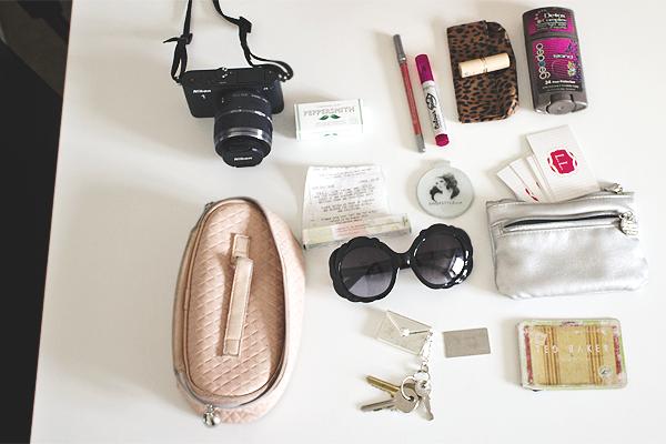 whats in my handbag 2