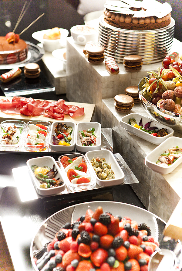bulgari hotel brunch