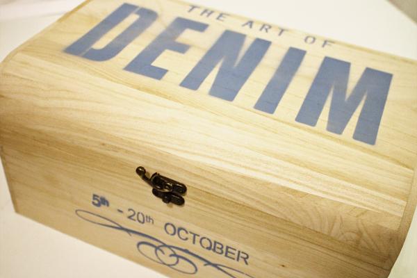 art of denim diy