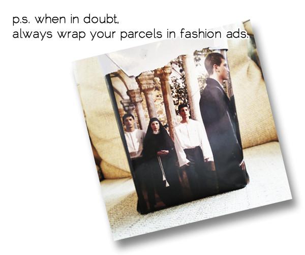 send parcels