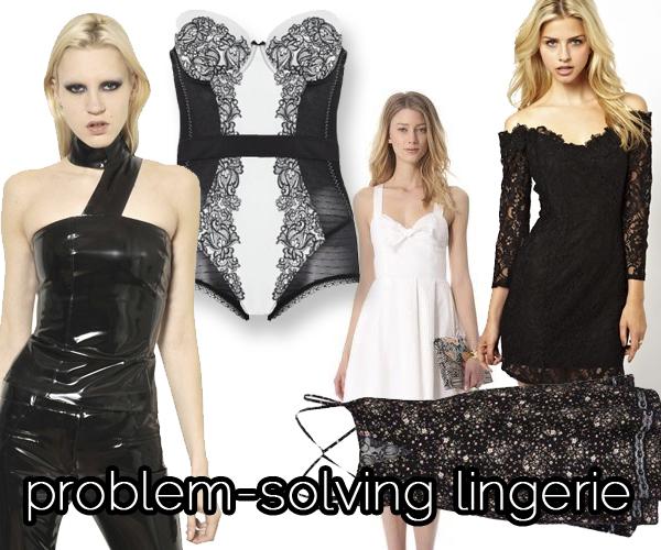 problem solving lingerie
