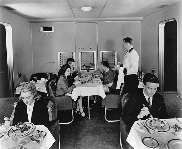 1930s Boeing Dining Room