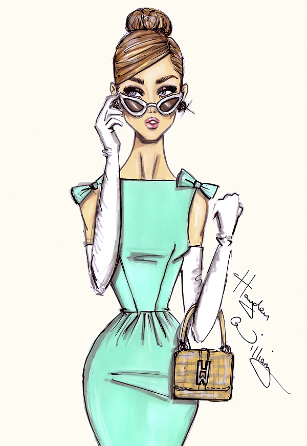 a very stylish girl hayden williams