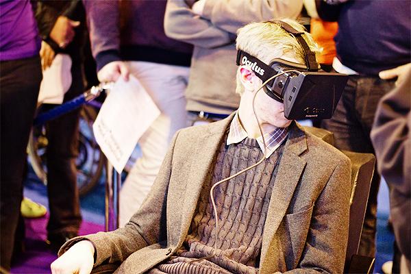 gadget show 2014 oculus vr