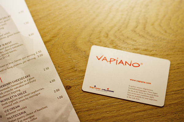 vapiano soho london review