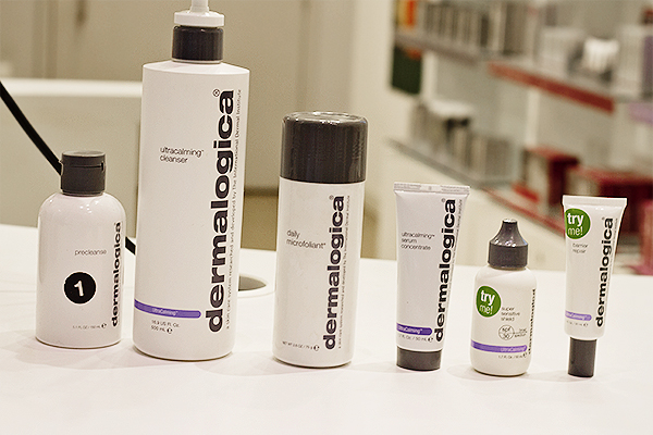 one new change dermalogica