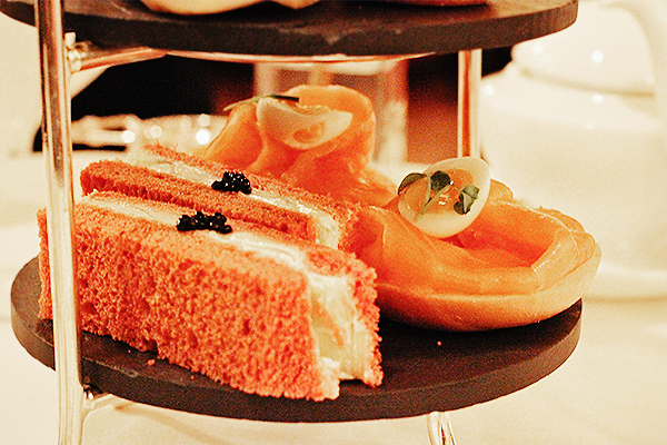 In Review: Afternoon Tea at Hotel Cafe Royal