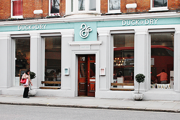 duck and dry london