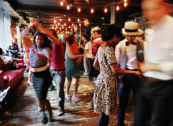 old bengal bar swing dance
