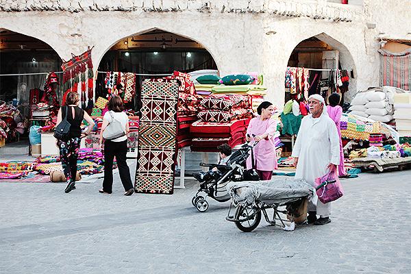 doha qatar souq 15