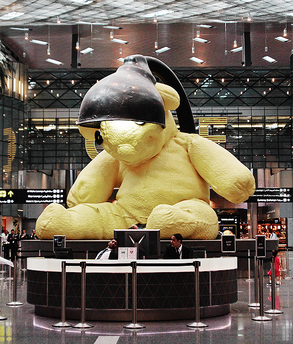 hamad international airport 8