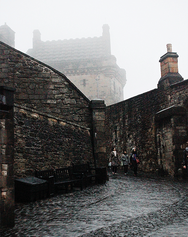 edinburgh castle 1
