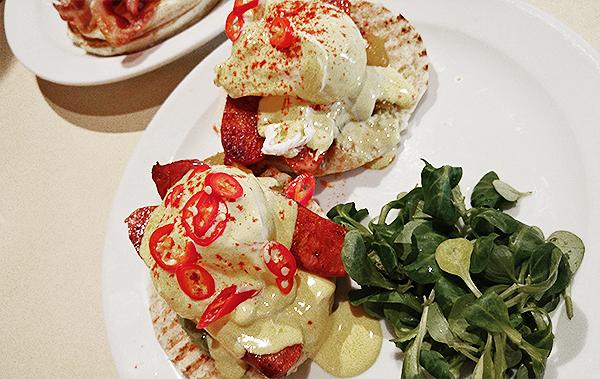 breakfast club london