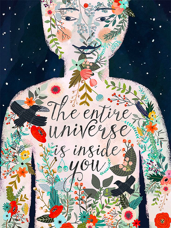 universe inside you