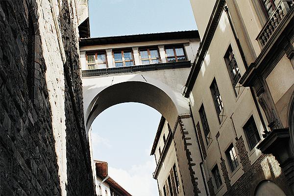 uffizi gallery vasari corridor