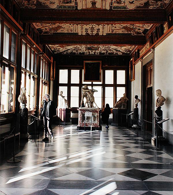 uffizi gallery 6