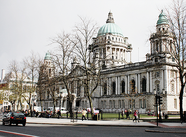 belfast travel blog