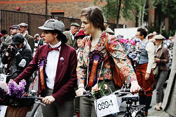 tweed run london 12