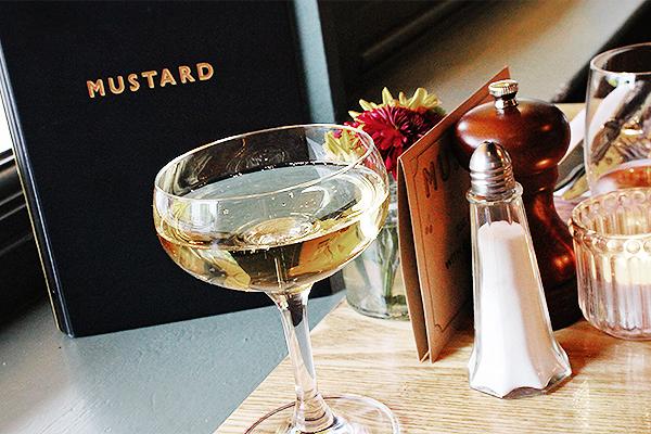 mustard london